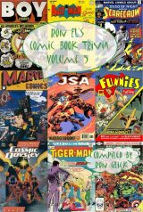 Ron El's Comic Book Trivia Volume 5