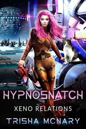 hypnoSnatch - science fiction space opera (Xeno Relations series)