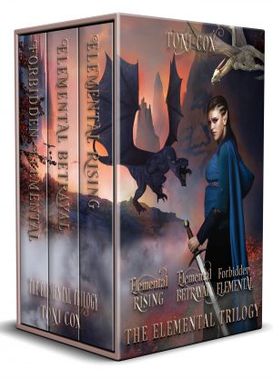 The Elemental Trilogy Box Set