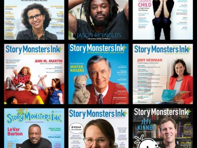 Story Monsters Ink ~ Literary Resource for Teachers, Librarians, and Parents