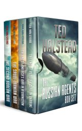 The Russian Agents Box Set