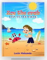 Zoe the Crab - Lost on the Beach