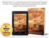 #newrelease #ebookdeals Barefoot Alice ~ literary & contemporary fiction