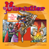 Chevalier the Queen's Mouseketeer: The Complete Saga