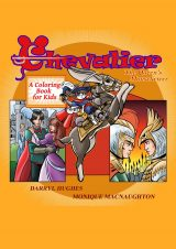 Chevalier the Queen's Mouseketeer: A Coloring Book for Kids