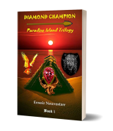 Diamond Champion: Paradise Island, Book 1
