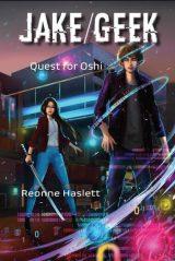 Jake/Geek, Quest for Oshi by Reonne Haslett