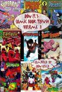 Ron El's Comic Book Trivia Volume 1
