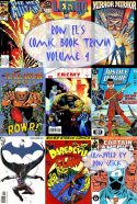 Ron El's Comic Book Trivia Volume 4