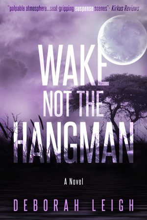 WAKE NOT THE HANGMAN / Action & Adventure + Historical Fiction