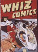 Whiz Comics #3 (April)