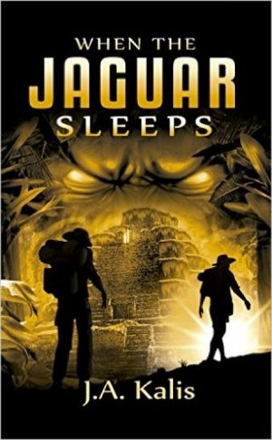 Special Price:  When The Jaguar Sleeps, a gripping jungle adventure